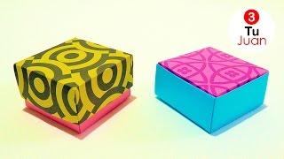 Cajas de Papel para Regalo - Origami | JuanTu3