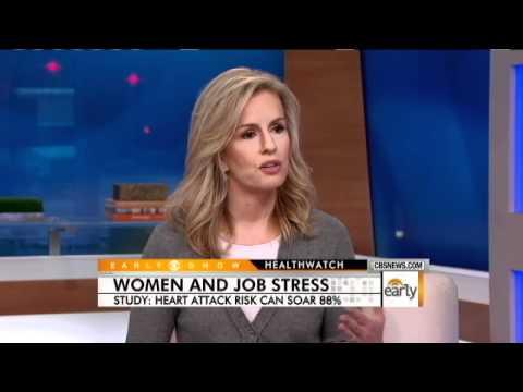 Job Stress and Heart Attacks