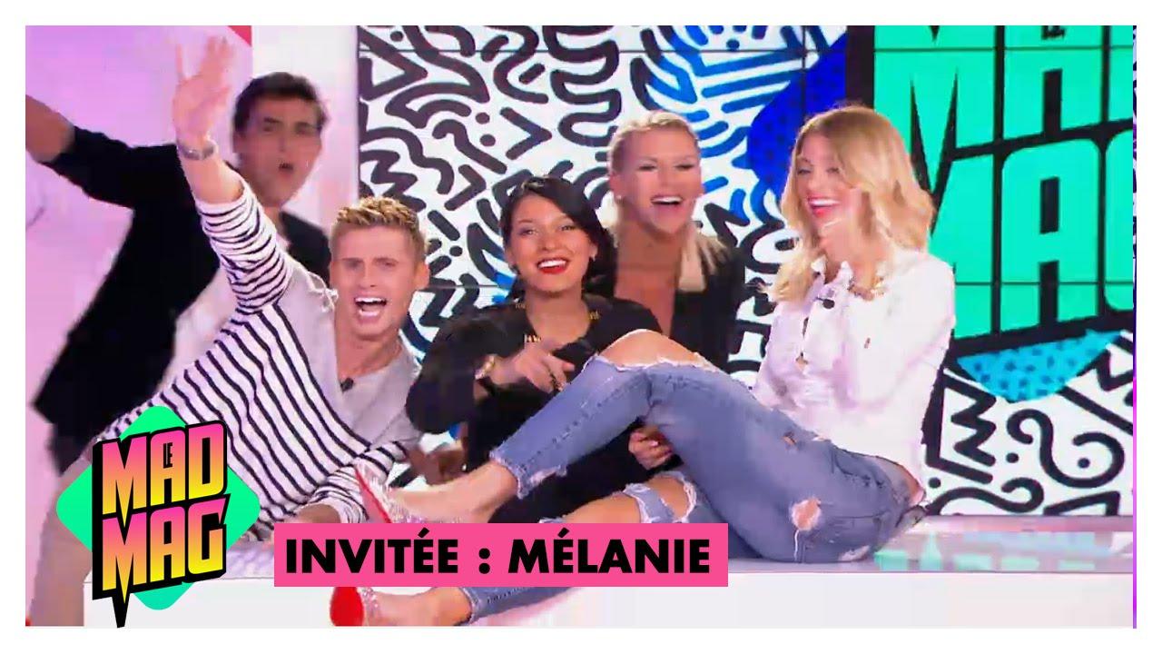 Charming Le Mad Mag Du 09/03/2016   Emission 12 Avec Mélanie 👑   YouTube