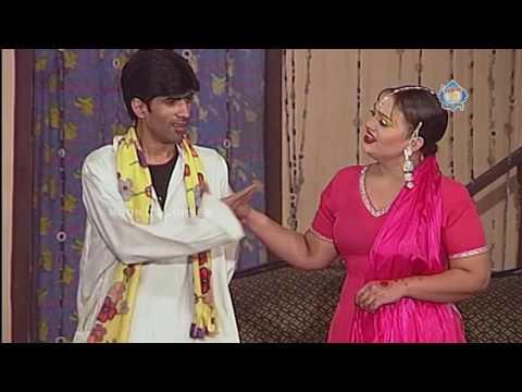 Sajan Abbas Funny Stage Drama Clips