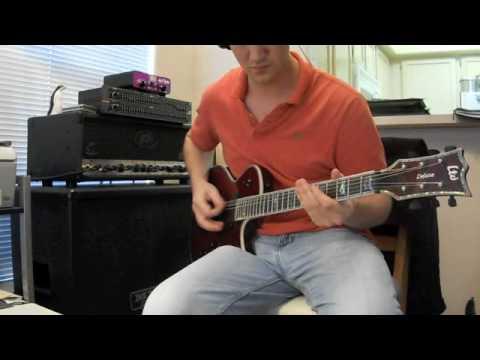 The Ghost Inside  Unspoken Dual Guitar  w 6505+