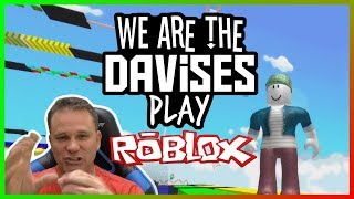 Parkour Master Part-1 | Roblox Obby EP-30 | We Are The Davises Gaming
