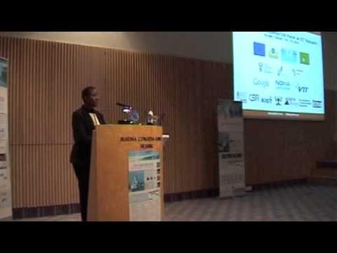 Vera Brenda Ngosi - 3rd Euro-Africa Cooperation Fo...