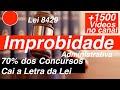 Lei 8429  e completa - Lei Improbidade Administrativa audio