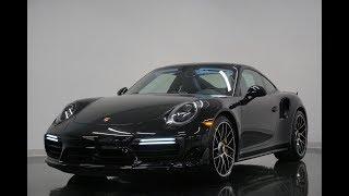 2018 Porsche 911 Turbo S - Walkaround in 4k