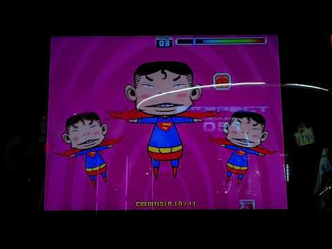 Pump It Up Prime - Superman - Single Performance 1 - FPC