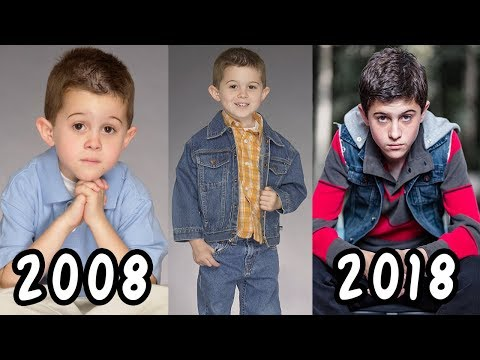 Under 18 Disney Boys Stars Before and After ★ Then and Now 2018