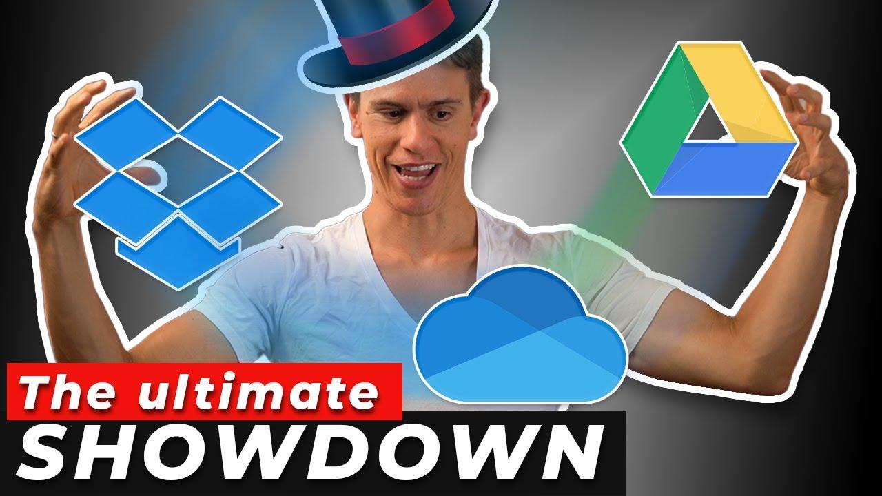 Dropbox Vs Google Drive Vs Onedrive Comparing The Big Three In 2020
