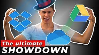 Dropbox vs Google Drive vs OneDrive: The Ultimate Cloud Storage Showdown