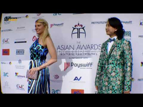 The 8th Asian Awards 2018 part2