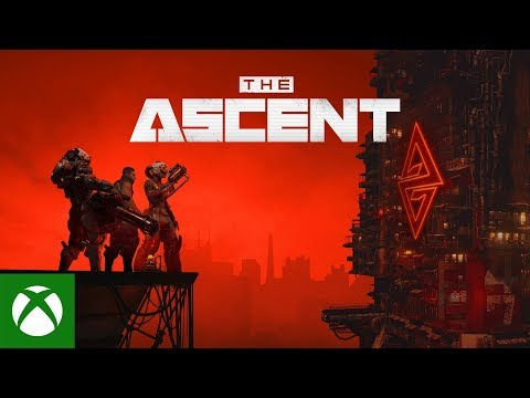 The Ascent | Xbox Series X | Reveal Trailer