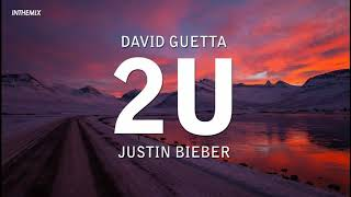 David Guetta ft Justin Bieber - 2U [official audio]
