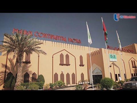 US Television - Oman 2 (Majan Continental Hotel)