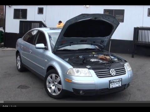 2002 Volkswagen Passat 2.8 V6 GLX 4Motion