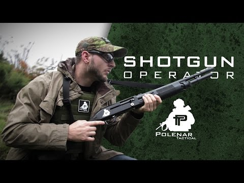 Shotgun Operator | Polenar Tactical