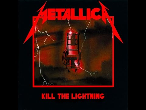 What If Ride The Lightning Was On Kill 'Em All (KILL THE LIGHTNING)