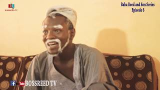 Baba reed n Son Series Episode 6 - Watching a foreign movie in an African home.