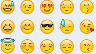 Emotki Rysunek Rysuję Emotki Jako Ludzi! Emoji Piątka Z