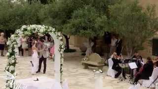 Свадьба за границей, на Кипре.