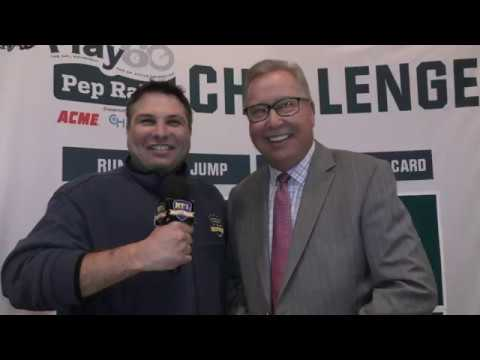 2017 NFL Draft Kickoff Event With Ron Jaworski