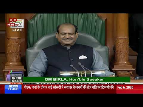 FULL SPEECH: PM Modi Replies In Lok Sabha To The Motion Of Thanks On The President's Address