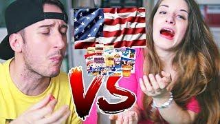 VIOLETTA E DEXTER VS AMERICAN SNACK FOOD 2 | w/IlvostrocaroDexter