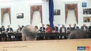 The Case for Impeachment - November 15, 2011