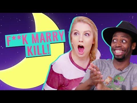 F**K MARRY KILL W/ THE SMOSH SQUAD