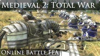 medieval 2 Total War Online Battle FFA
