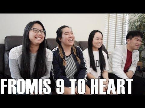 Fromis 9 (프로미스나인)- To Heart (Reaction Video)