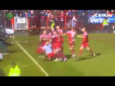 Crawley Town FC FA Cup Run 2010/11