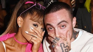 Mac Miller Thinks Ariana Grande Cheated With Pete Davidson | Hollywoodlife