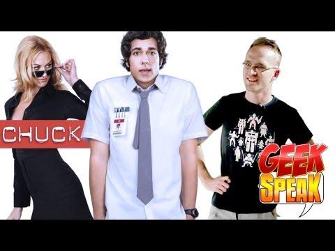 Chuck TV Series !  Geek Speak