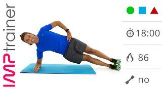 Addominali e Core Stability - Esercizi Mirati Per Un Addome Tonico