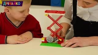 LEGO Education Урок 1 ВИНАХІДНИК