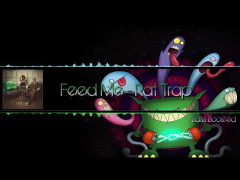 Feed Me - Rat Trap (Original Mix) (Bass Boosted) [HD]