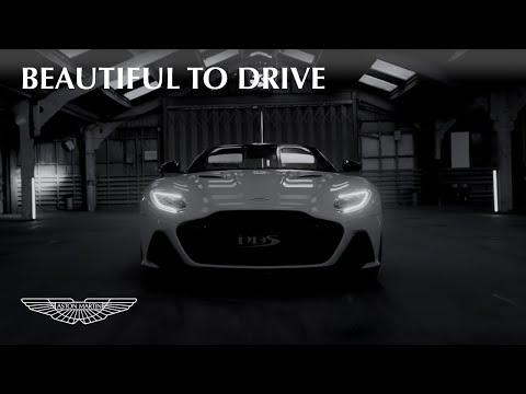 Aston Martin - Beautiful To Drive