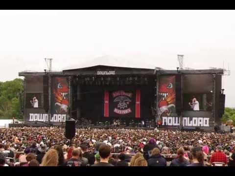Five Finger Death Punch Bad Company - Live Download 2013