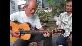Trọn đời yêu em - guitar Thầy Rạng