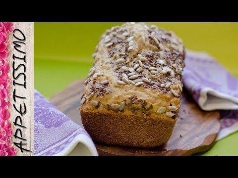 Как испечь хлеб из цельнозерновой муки без дрожжей