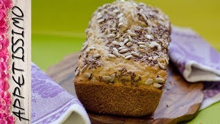 цельнозерновой хлеб без дрожжей: как приготовить дома / No Yeast Whole Grain Bread