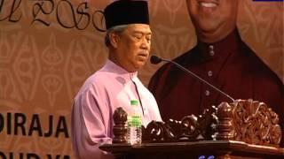 Graduan Pendidikan Perlu Tahu Dan Faham Prosuder Penempatan Guru:- TS Muhyiddin Yassin
