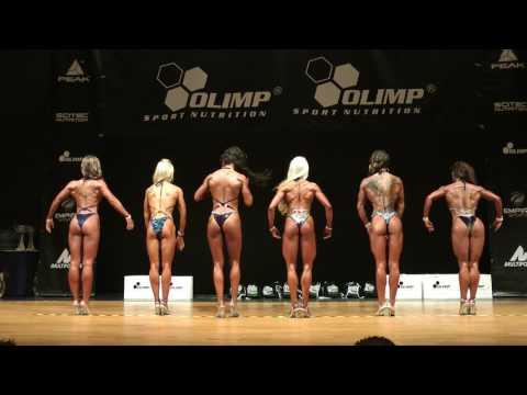 Fitness Figur 1 TOP6 @ Deutsche Meisterschaft 2017