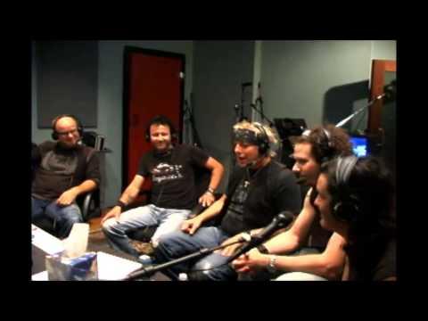 Warrant - Jani Lane - Last studio recordings - Rockline live Part 1