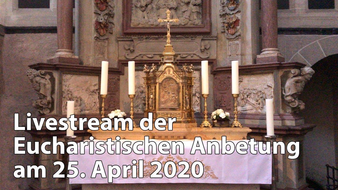Eucharistische Anbetung Gebete