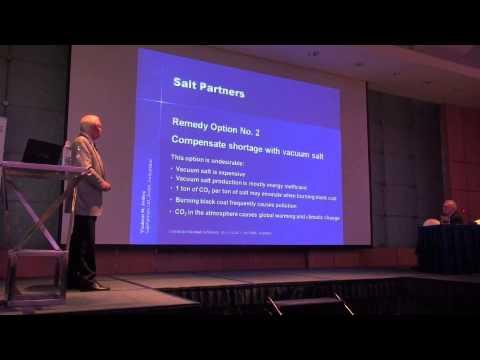 Analysing global salt supply developments