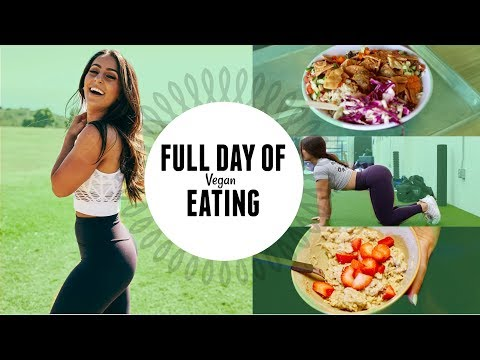 Full Day Of Eating *Vegan Style* The REAL Reason We Watch FDOE Videos