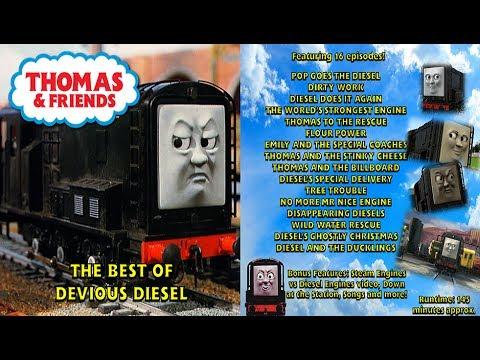 The Best of Devious Diesel - Custom DVD - HD