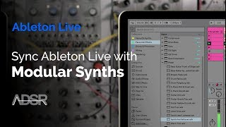 How to sync your modular synth to Ableton Live
