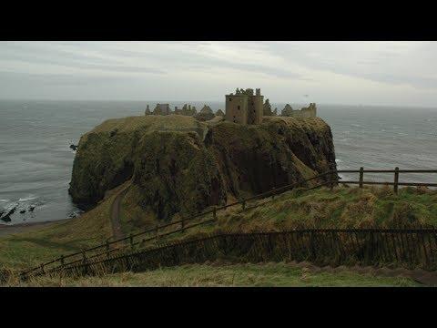 Adventures in Scotland part 1: Dunnottar Castle and Aberdeen